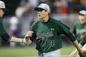Dragon Pitcher to Graduate in Top 10 Percent of Class Continue Baseball Career at Rice - Jun 01 2016 0852AM