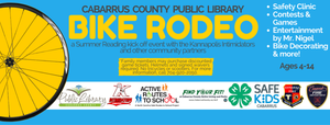 Bikes and Baseball Bike Rodeo with the Kannapolis Intimidators - start Jun 11 2016 0300PM