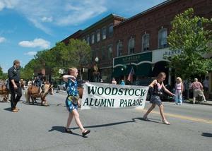 Woodstock Union High School Alumni Parade Gallery Extra - Jun 06 2016 0228PM