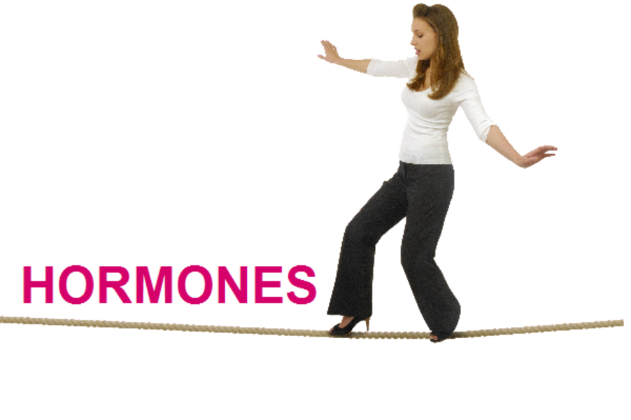 female hormone imbalance weight loss