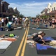 2016 Arbor Lakes Chalkfest on Main Street, Maple Grove. (Photo by Wendy Erlien)