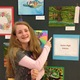 Sydney McEven was the third-place winner in the 2016 Secondary Art Show. —Alisha Soeken