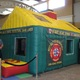 West Valley City Fire Department sponsored the Family Preparedness Fair at Valley Fair Mall on April 15-16. WVCFD provided an inflatable house where kids could learn house safety as well as jump out the window. – Travis Barton