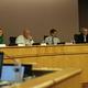 From L to R: Council Chairwoman Kris Coleman-Nicholl, Councilman Steve Fairbanks, Councilman Chris McCandless and Councilman Stephen Smith hear public comment at the June 14 City Council Meeting. (Photo: Chris Larson, Sandy City Journal)