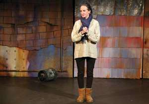 A Chat with Carol Dunne - Artistic Director of Northern Stage Theater in White River Junction - Jun 20 2016 0126PM