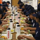 Explorers at the Utah Explorer Academy are to eat in silence at meal time. (Photo: Chris Larson, Sandy City Journal)