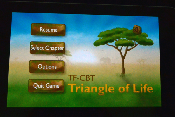 Triangle of Life app