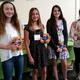 Tech Trek campers (LtoR): Isabella Martinez (Sequoia), Julia Beaty (Mtz Junior High), Isabella Triana (Sequoia), Jazmine Cano (Valley View). Not pictured: Lexi Alford (Mtz Junior High).