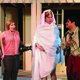 """The production continues to go off the rails during a showing of """"Noises Off.""""—Scott Twitchell."""