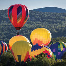 Stoweflake Hot Air Balloon Festival Video Extra - 06292016 0624PM