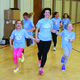 Local sponsors donated funds that paid for 49 girls at Parkside Elementary, a Title I school, to participate in the Girls on the Run program and more, including giving each girl a pair of running shoes. —Joelle Rasmussen
