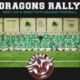 Don Your Green and White and Join the Dragons Rally - Aug 05 2016 0739AM