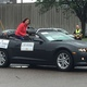 Maple Grove City Council Member Judy Hanson at the 2016 Maple Grove Days Pierre Bottineau Parade along 89th Avenue Thursday, July 14