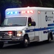 North Memorial Ambulance at the 2016 Maple Grove Days Pierre Bottineau Parade along 89th Avenue Thursday, July 14