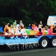 Small World Learning at the 2016 Maple Grove Days Pierre Bottineau Parade along 89th Avenue Thursday, July 14
