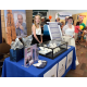 Mark Michael Diamond Designs at the Maple Grove Days Business Expo 2016. (photo by Wendy Erlien)
