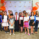 Pictured are some of the 23 Canyons School District students who received RizePoint scholarships to attend a science, technology, engineering or math camp this summer.  — Mindi Hamilton