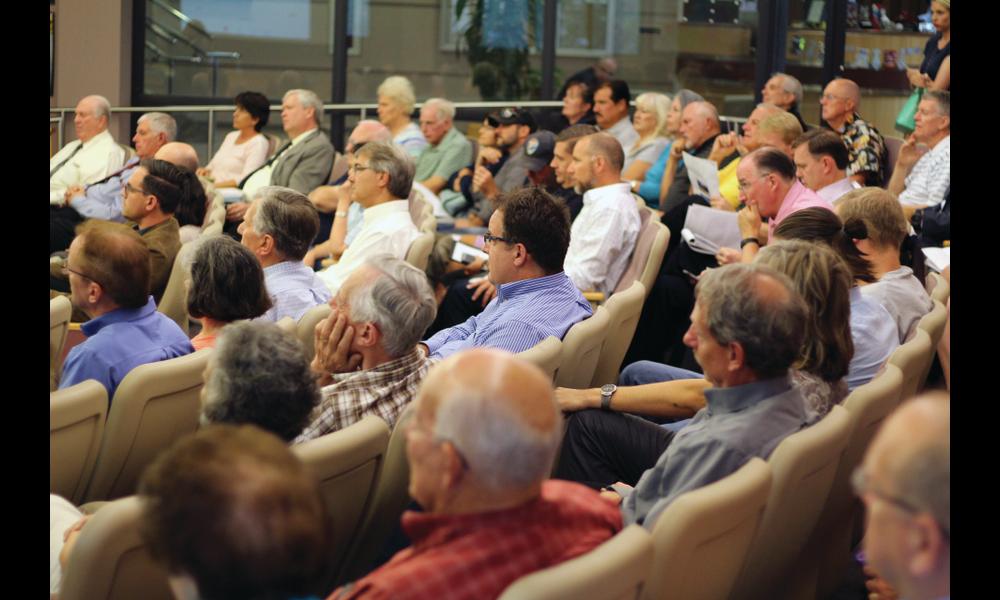 Pepperwood Drive Rezone Falls in Emotional Meeting, 4-2 | Sandy Utah