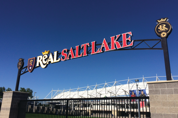 The presence of Major League Soccer team Real Salt Lake has effected dramatic growth in Utah youth soccer participants. – Greg James