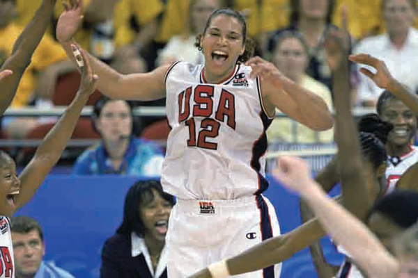 Natalie Williams, who grew up in Taylorsville, was inducted into the Women's Basketball Hall of Fame in June. Williams played in the 2000 Olympics and on two national teams, all of which won gold medals. –Darren McNamara