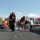 "The Minnesota Grown Three Minute ""Try-athlon"" at the Maple Grove Farmers Market Aug. 4, 2016."