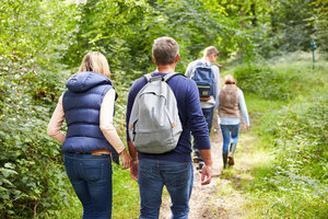 Weekly Guided Autumn Hikes - start Oct 01 2016 0900AM