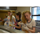 Teens make sandwiches during a service project through Utah Ulster Project, a program with a goal to fosters friendships between Catholic and Protestant teens from Northern Ireland. –Utah Ulster Project