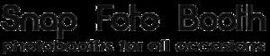 Medium snap logo blk