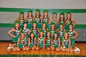 Dawson Middle School Adds Cheerleading Squad - Aug 18 2016 0750AM
