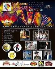 Grand Prairie Balloona Palooza - start Aug 26 2016 0400PM