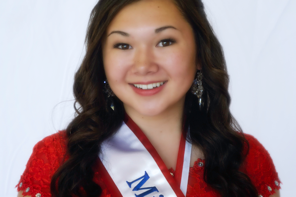Sandy resident Megan Okumura recently was crowned Miss Teen of Utah. — Sharon Okumura