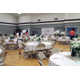 Behind the scenes, many helping hands contributed to a memorable funeral service and luncheon. – Sandra Osborn