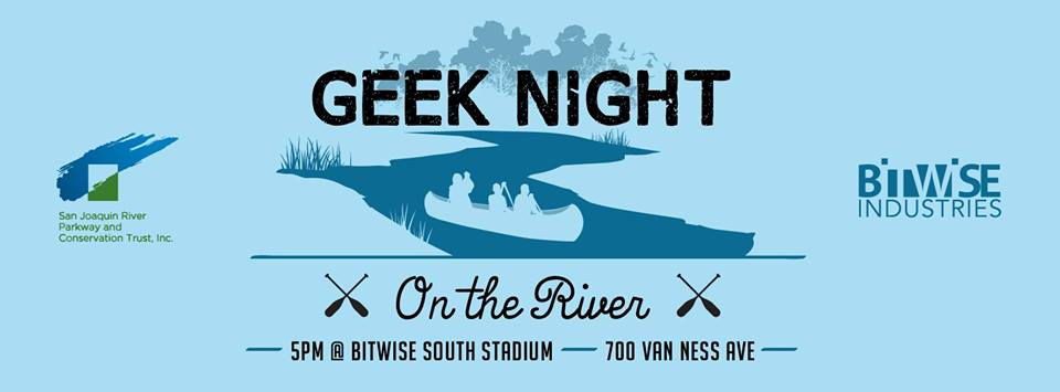 Geek 20night 20on 20the 20river