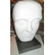 Bailey carved this bust while on a freighter to Italy when he was a young artist.