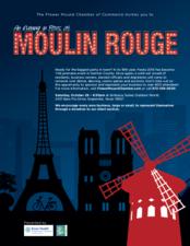 Moulin Rouge An evening in Paris - start Oct 29 2016 0630PM