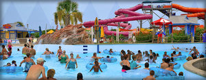 Last Day of the Season at Hawaiian Falls - start Sep 05 2016 1030AM