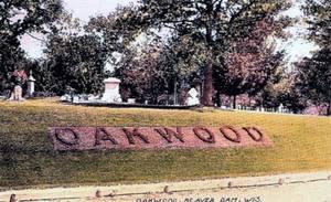 Medium oakwood