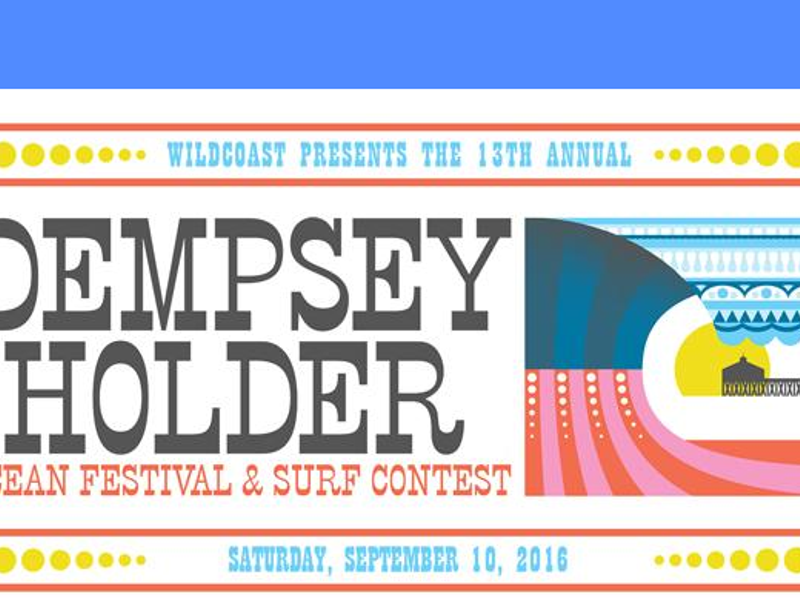 Dempsey Holder Ocean Festival & Surf Contest Tomorrow
