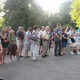 Dozens of area residents turned out for the Sept. 11 commemoration.