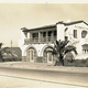 """The original building was completed in the 1920s. Photo above is from 1935 """"Casa de  Amigos"""" Where Mrs. Lashbrook offered """"things to eat, cooked the old fashion way""""."""