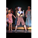 Acting Studio instructor Preston Page as Pinocchio during the Shrek medley.