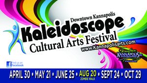 Kaleidoscope Cultural Arts Festival  Food Truck Rally with CANDY CRAWL - start Oct 29 2016 1200PM