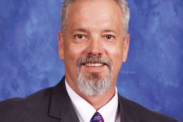Former St. Francis Xavier Catholic School principal Patrick Reader has become the new St. John the Baptist Middle School principal. (Nevah Stevenson/St. John the Baptist schools)