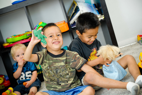 In 2015, 1,849 children made visits to the crisis nursery. (Natalie Simpson/The Family Support Center)