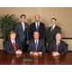 Seated (l-r) Jeremy Hartzell, JD, MBA; Jeffrey V. Yannuzzi, CPA;  Robert D. Spears, CPA, JD; top row (l-r) Sean Kocan, CPA, CFE;  Richard E. Spence, CPA, CVA, CCIFP; Edward J. Goncz, CPA, Photo by Alicia Photography