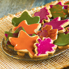 Bring Autumn Colors to Spiced Sweets  - Oct 03 2016 0431AM
