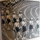 Photo of Murray High School's Posture Parade in 1941.  Barbara Andersen/resident