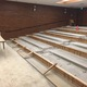 Cottonwood High School's little theatre is getting an upgrade with new technology and seating. (Julie Slama/My City Journals)