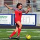 Senior defender Kat Adlard. (Michelle Porter/Resident)