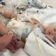 Zariah as a newborn weighs 1 lb. 6 oz. (Shawn Donavan/Resident)